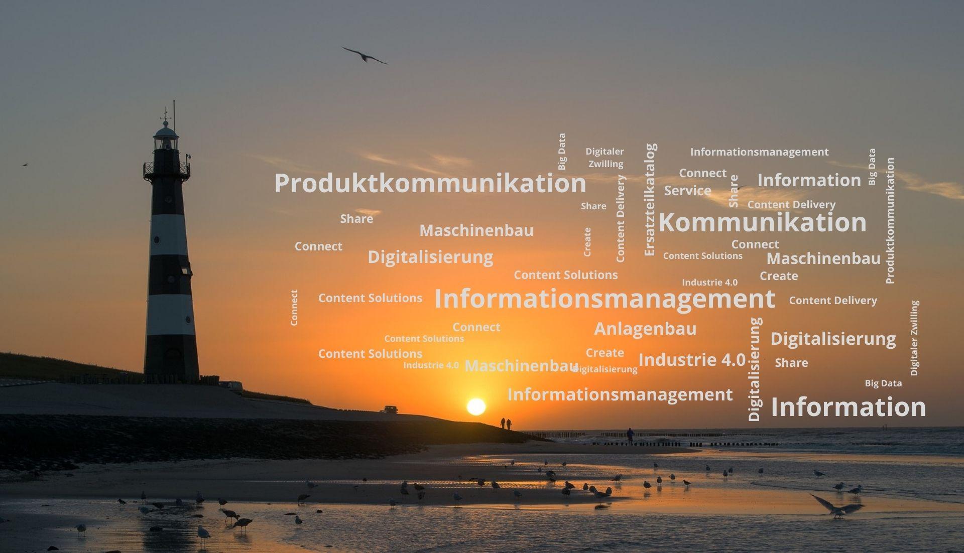 Produktkommunikation im Maschinenbau